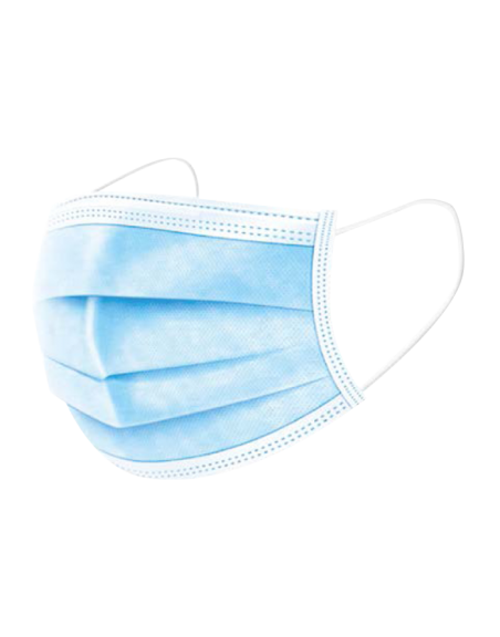 Masque respiratoire filtrant à usage non médical jetable