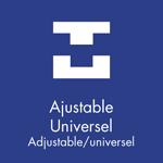 Ajustable universel